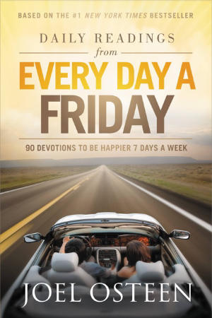 Book cover of Daily Readings From Every Day a Friday
