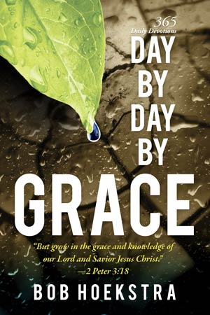 portada del libro Day by Day by Grace