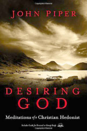 Book cover of Desiring God