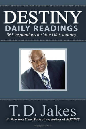 Book cover of Destiny Daily Readings
