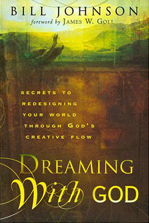 Book cover of Dreaming With God