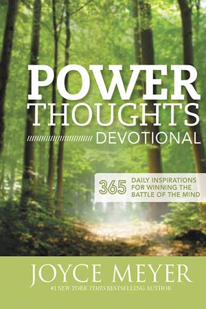 portada del libro Power Thoughts Devotional
