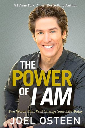 Book cover of The Power of I Am