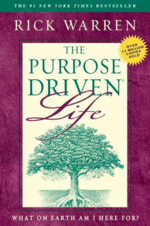 Book cover of The Purpose Driven Life