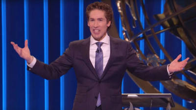 Prophesy a long, productive life. Your words will become your reality. Joel Osteen